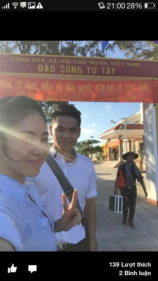 """Ngoài ca hay, """"bạn trai tin đồn"""" của Lê Phương còn là một sinh viên xuất sắc ba năm liền tại Nhạc Viện TP.HCM.Đồng thời, anh cũngrất nhiệt tình với các hoạt động Đoàn, công tác xã hội."""