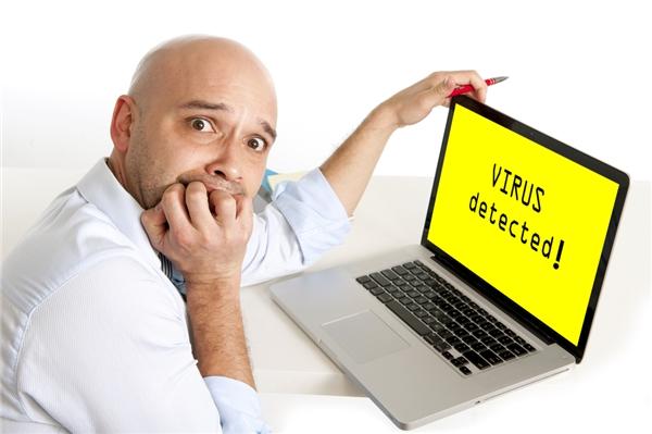 """Dữ liệu quan trọng của bạn có thể bị virus """"ăn"""" mất. (Ảnh: internet)"""