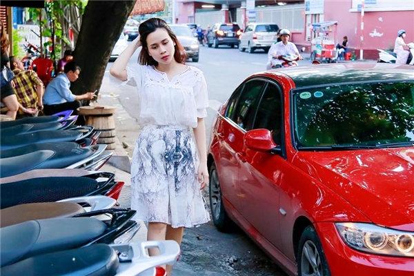 Là bà mẹ 2 con, Lưu Hương Giang sành điệu còn hơn hot girl 9X - Tin sao Viet - Tin tuc sao Viet - Scandal sao Viet - Tin tuc cua Sao - Tin cua Sao
