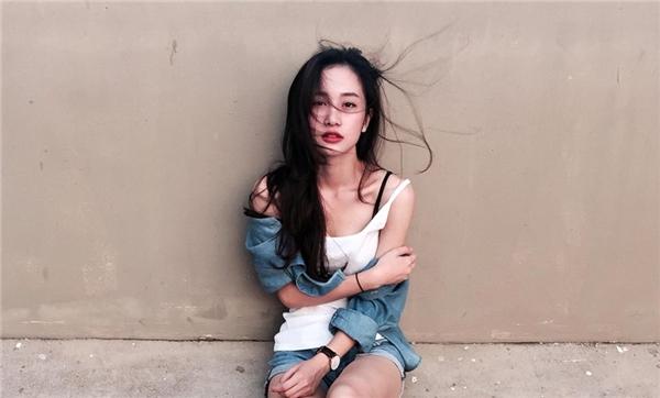 Jun Vũxinh đẹp và cuốn hút.(Ảnh: Internet)