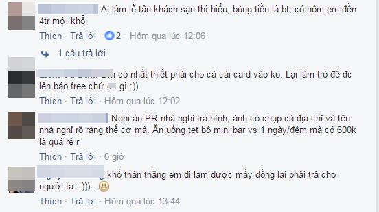 Những bình luận khác nhau từ cộng đồng mạng.(Ảnh: Internet)