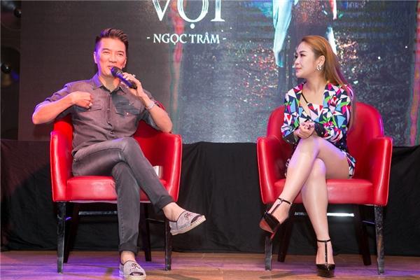 Đàm Vĩnh Hưng đã có những chia sẻ về sự trưởng thành của cô học trò nhỏ năm xưa trong đội.