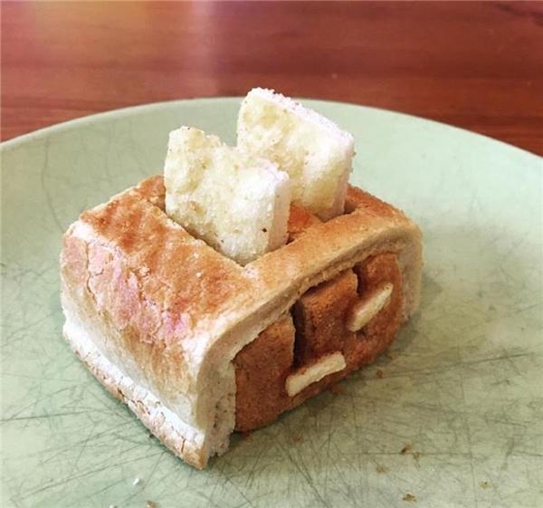 Còn đây là máy nướng bánh mì sandwich. (Ảnh: Internet)