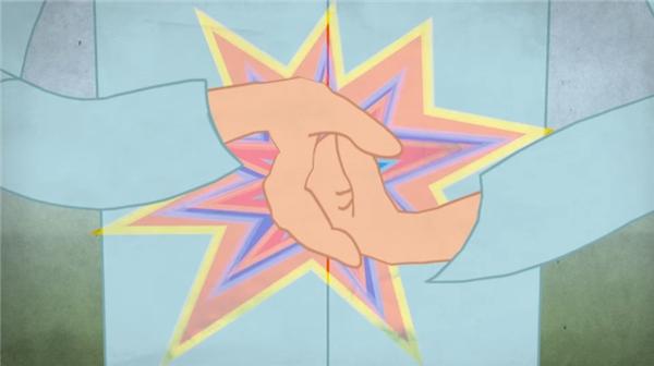 Nếu bẻ ngón tay còn chưa đủ đô, chuyển sang bẻ cổ tay luôn.