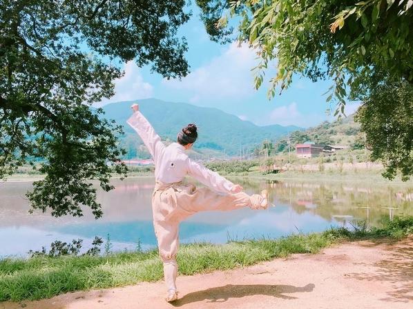 Kim Yoo Jung đăng ảnh háo hức trước giờ phim lên sóng