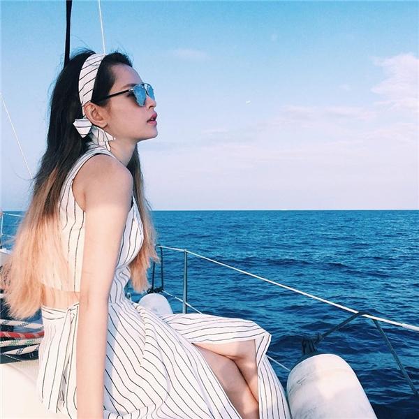Nổi tiếng, giàu có, Chi Pu luôn biết cách tận hưởng cuộc sống bằng những chuyến du lịch nước ngoài đắt đỏ,... - Tin sao Viet - Tin tuc sao Viet - Scandal sao Viet - Tin tuc cua Sao - Tin cua Sao