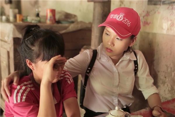 Thí sinh Hoa hậu Việt Nam 2016 với các dự án nhân ái.