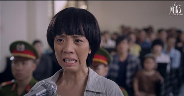 Mưa là vai diễn đầy tính thử thách của Thu Trang để cô rũ bỏ hình tượng diễn viên hài quen thuộc và đảm nhiệm những vai diễn có chiều sâu hơn.