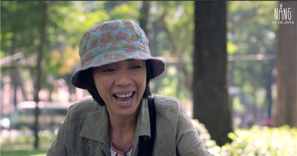 Thu Trang mất thời gian dài nghiên cứu để nhập vào vai diễn thiểu năng