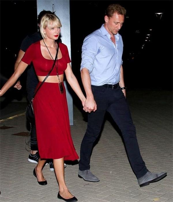 Taylor và Tom những ngày tháng mặn nồng bên nhau