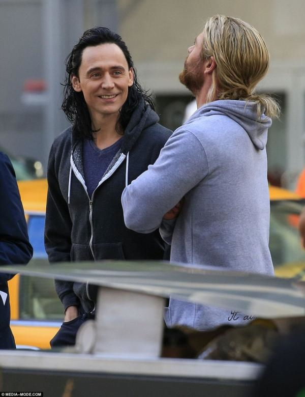 Thậm chí Chris còn từng trả lời phỏng vấn rằng hai người đã xem nhau như anh em từ nhiều năm nay.