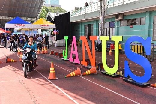 Giới trẻ Sài Gòn bùng cháy cùng dàn sao Việt tại Ngày hội JANUS