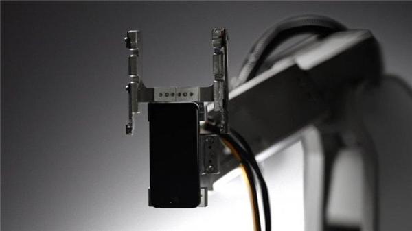 Mẫu robot tái chế Liam của Apple. (Ảnh: internet)