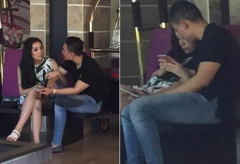 Ngoài ra không ít lần người hâm mộ bắt gặp hình ảnhcặp đôi có cử chỉ thân mật tại nơi công cộng. - Tin sao Viet - Tin tuc sao Viet - Scandal sao Viet - Tin tuc cua Sao - Tin cua Sao