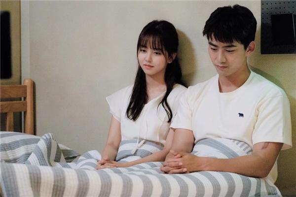 Và đây là ma nữKim Hyun Ji.