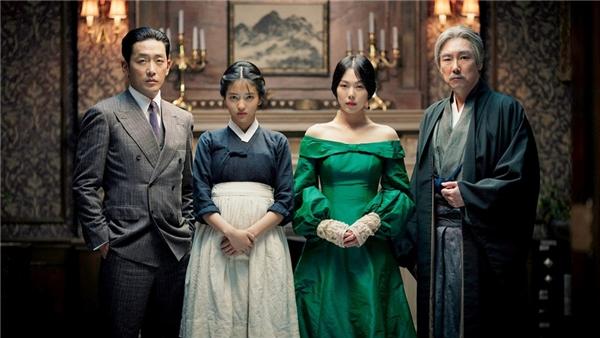 The Handmaiden của đạo diễn bậc thầy Park Chan Wook là tác phẩm đáng mong chờ.(Ảnh: Internet)