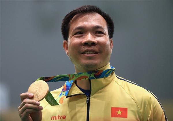 Hoàng Xuân Vinh (Việt Nam). (Ảnh: Internet)