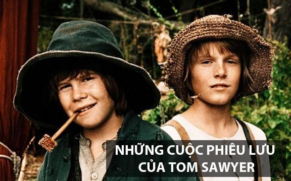 Những cuộc phiêu lưu của Tom Sawyer chuyển thể từ truyện ngắn cùng tên của đại văn hào người Anh Mark Twain. Bộ phim kể lại những chuyến phiêu lưu thú vị nhưng không kém phần nguy hiểm của Tom Sawyer và cậu bạn thân Huckleberry Finn. Dù được dạy dỗ và giáo dục đàng hoàng nhưng Tom vẫn hay nghịch ngợm và bày trò phá phách. Khác với Tom, Huck lớn lên như cỏdại giữa rừng, sống tự do và chán ghét những bó buộc, quy tắc. Trong một lần đùa nghịch,Tom và Huck đã phát hiện ra một vụ giết người cướp của... và cuộc phiêu lưu của 2 cậu bé bắt đầu.
