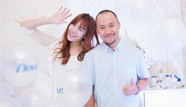 """Chia tay mối tình 9 năm với Tiến Đạt và lập tức công khai chuyện tình cảm với Trấn Thành đã đưa Hari Won vào """"cơn bão"""" mang tên scandal kéo dài nhiều tháng qua."""