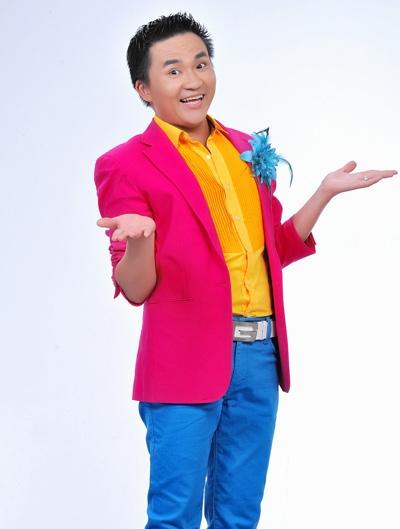 Nam nghệ sĩ Đại Nghĩa sẽ đảm nhận vai trò MC của chương trình.