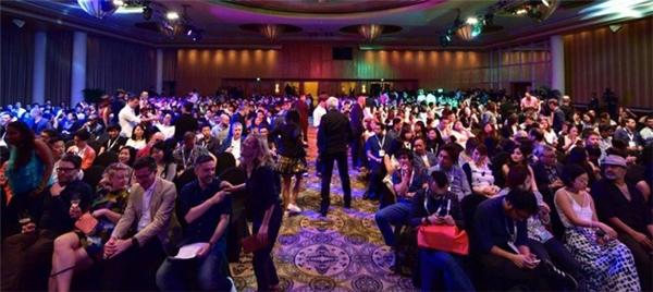 Giải thưởng Spikes Asia tổ chức tại Singapore.