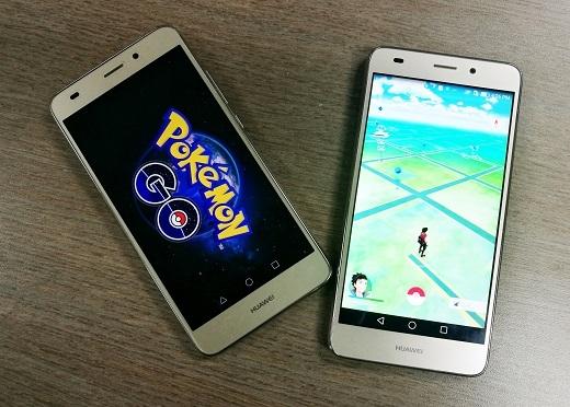 Với cấu mình khỏe cùng thời lượng pin 3.000 mAh, Huawei GR5 Mini sẽ là một lựa chọn hợp lý ở tầm trung cấp cho các game thủ Pokemon Go.