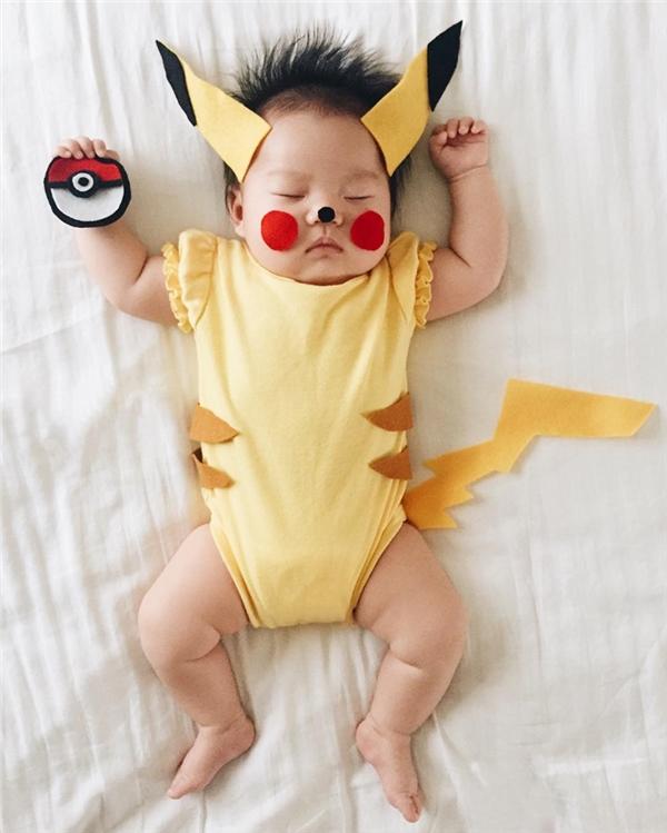 Không bắt thì em biến thành Pikachu luôn.