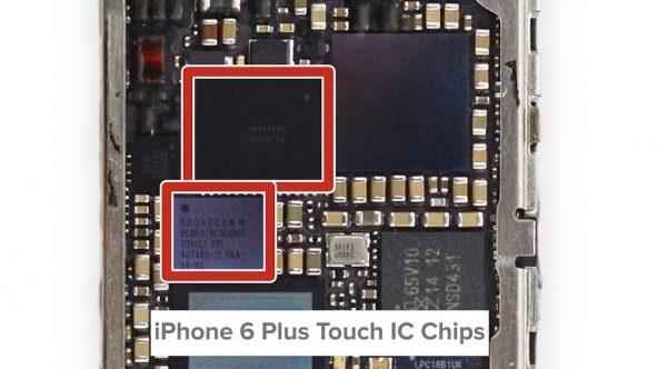 Nguyên nhân do cụm chip trên máy không được bảo vệ cẩn thận. (Ảnh: internet)