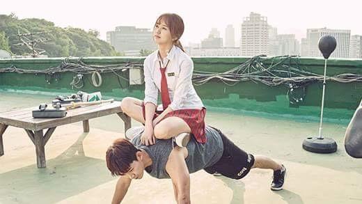 Thời bánh bèo đã hết, giờ nữ chính phim Hàn phải bạo lực mới được yêu