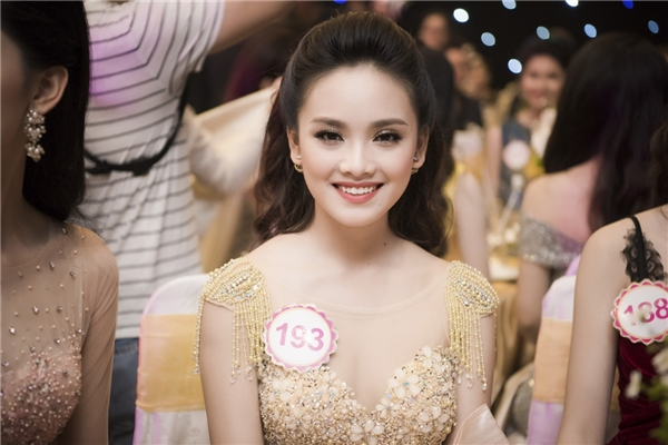 """Trần Tố Như cũng được đánh giá là một trong những ứng cử viên """"nặng kí"""" cho ngôi vị Hoa hậu Việt Nam 2016."""