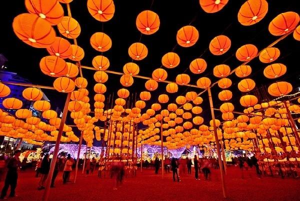 Hello Festival - lễ hội lồng đèn về thời trang và ẩm thực sắp bùng nổ