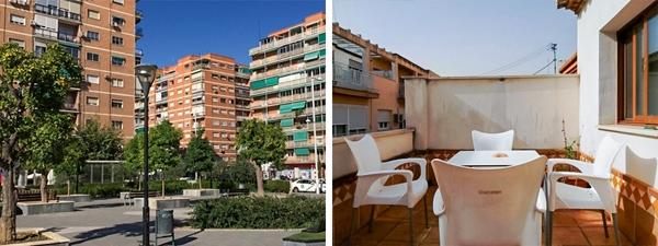 Hầu hết người Tây Ban Nha thích sống trong chung cư. Dưới đây là hình ảnh điển hình củacác căn hộ chung cư mà bạn có thể tìm thấy bất cứ khu vực nào ở Tây Ban Nha.