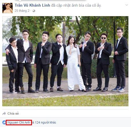 Trong học tập, cô gái được cho là vợ sắp cưới Chí Anhluôn là học sinh khá giỏi của lớp. Côđang hết sức cố gắng để thực hiện ước mơ trở thành mộtBTV truyền hình.