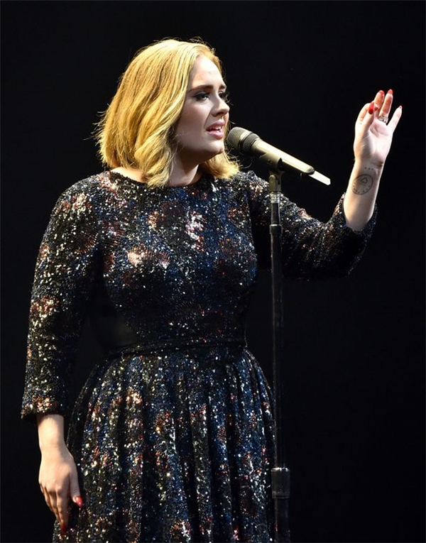 Adele sẽ mang tới nhiều cảm xúc dạt dào cho khán giả năm nay, hi vọng thế.