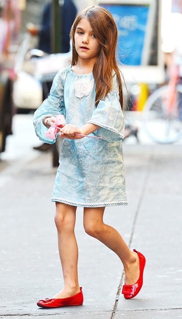 Váy của Chloé.
