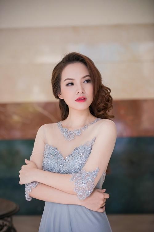 Một công ty tại Hà Nội đã bị xử phạt hành chínhvì dùng hình ảnh Đan Lê trái phép. Ảnh: Facebook Đan Lê - Tin sao Viet - Tin tuc sao Viet - Scandal sao Viet - Tin tuc cua Sao - Tin cua Sao
