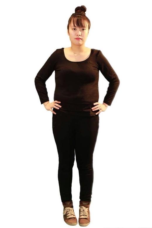 Người vợ đã lên một kế hoạch giảm cân nghiêm túc và khắcnghiệt.