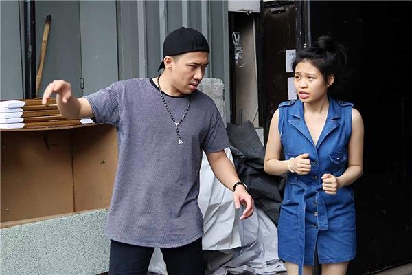 MC Trấn Thành hết lòng hỗ trợ Lê Lộc vì xem cô như em gái.