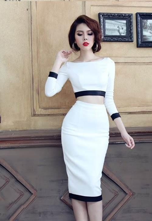 Dù bạn béo hay gầy, cao hay thấp, cứ mặc 9 kiểu trang phục này lên là đẹp như siêu mẫu