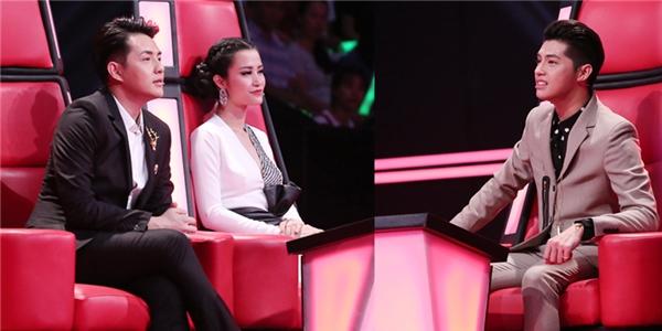 """""""Bộ tứ quyền lực"""" The Voice Kids đều rất khó khăn trong việc lựa chọn thí sinh đi tiếp và người phải dừng cuộc chơi tại đây. - Tin sao Viet - Tin tuc sao Viet - Scandal sao Viet - Tin tuc cua Sao - Tin cua Sao"""