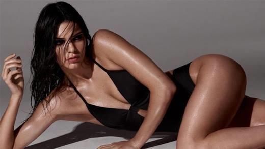 Kendall Jenner là một trong số những người mẫu trẻ có phong cách táo bạo nhất hiện nay.