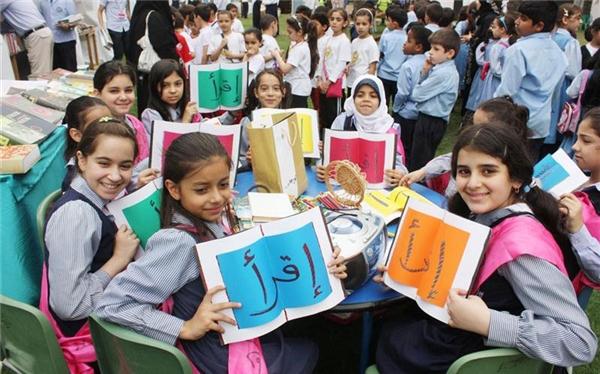 Những đứa trẻ sinh ra ở Dubai sẽ nhận một nền giáo dục miễn phí hoàn toàn.