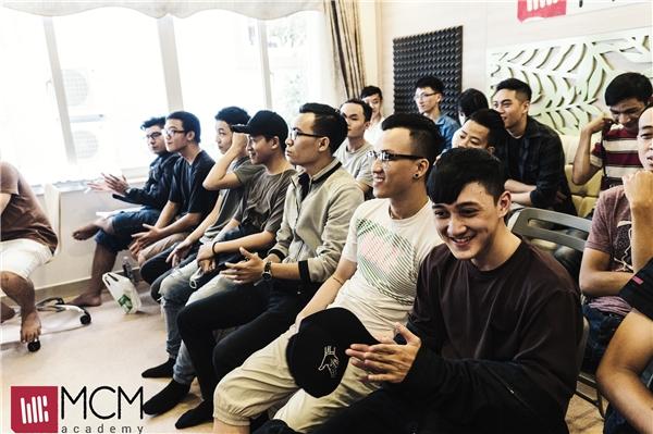 Workshop thu hútsựtham gia với sự đông đảo của các bạn trẻ yêu thích âm nhạc điện tử tại TPHCM.