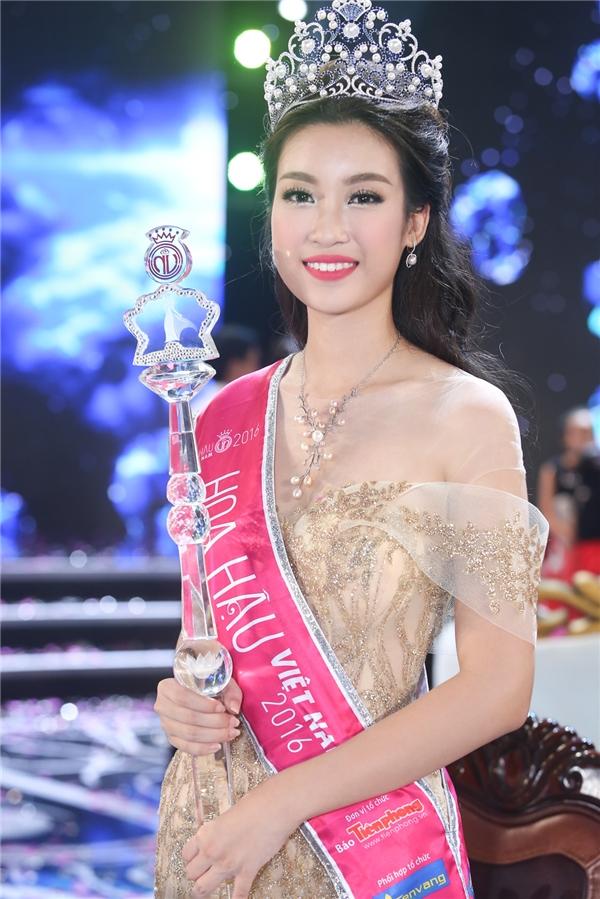 Mỹ Linh -Hoa hậu Việt Nam 2016