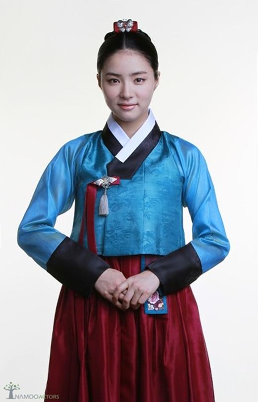 Các tạo hình cổ trang của Shin Se Kyung luôn đẹp đấn nao lòng.