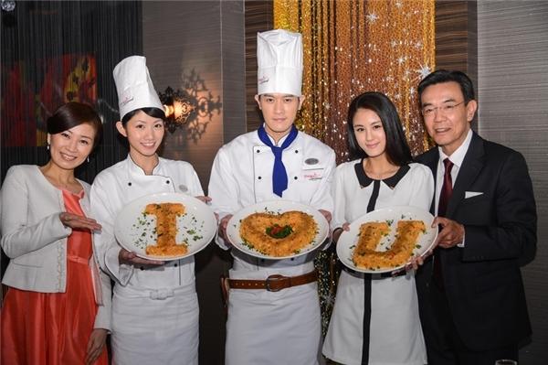 Khán giả sẽđược mãn nhãn với những mànnấu ăn đặc sắc và những món ăn tuyệt hảo của xứ Đài thông qua bộ phim.