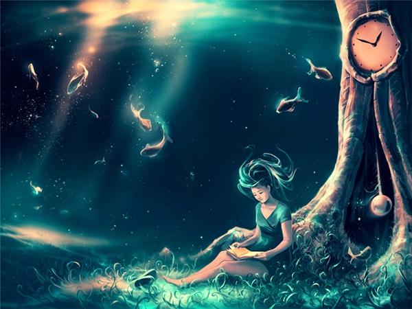 Cuộc đời quá ngắn ngủi để sống với một tâm hồn khô cằn, chai sạn. Hãy cứ ước mơ đi, hãy cứ sống với trí tưởng tượng đi, vì thời gian không đợi ta quá lâu.