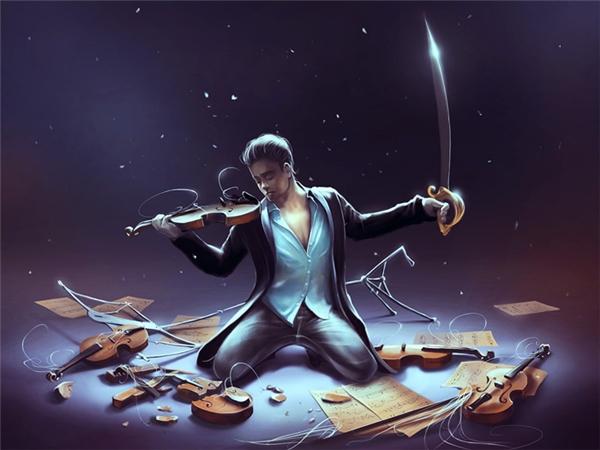 Âm nhạc dễ khiến con người ta có những phút giây điên cuồng. Nhưng thà điên trong thứ mình yêu thích còn hơn là điên với điều mình căm ghét.