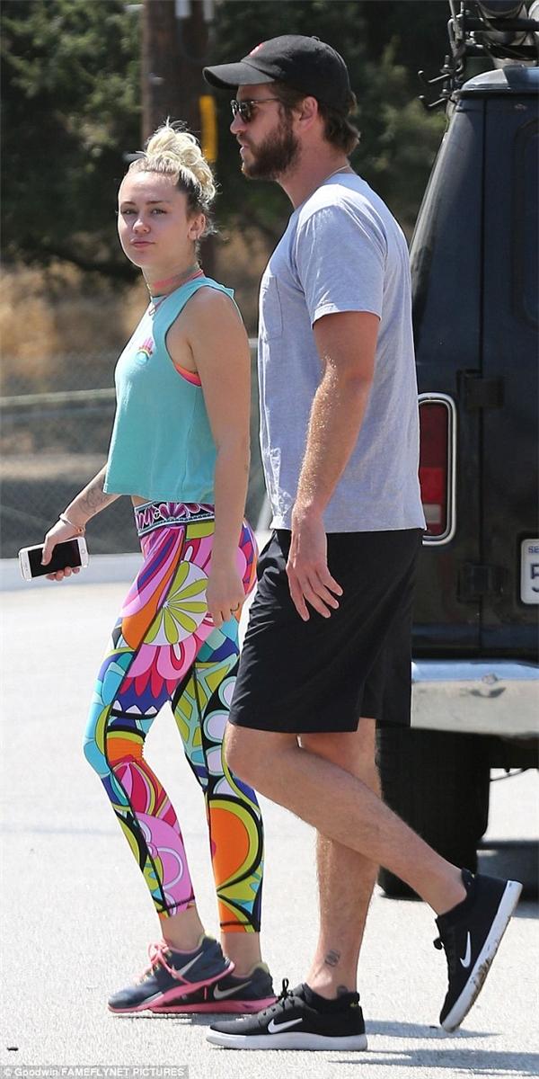 Miley Cyrus đã bí mật