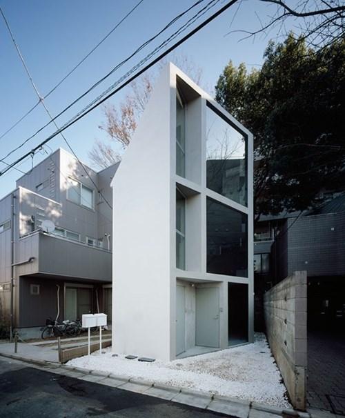 Ngay một góc khuất nhỏ như thế này cũng có thể xây được một căn nhà.